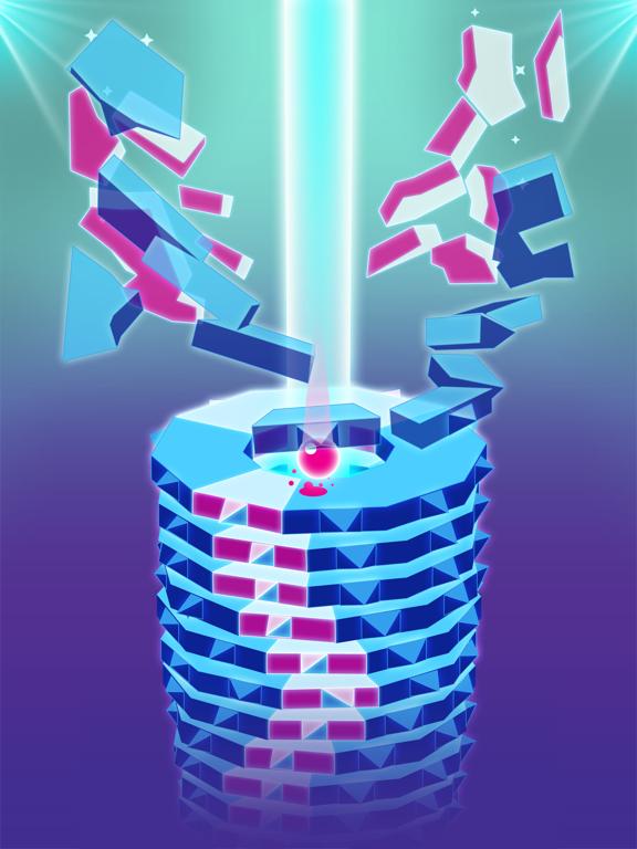 Dancing Helix:Colorful Twisterのおすすめ画像2