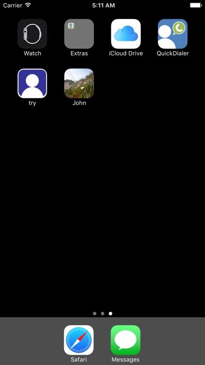 Quick Communicator screenshot-4