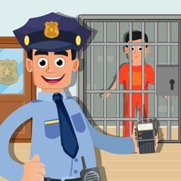 Pretend Play Police Officer