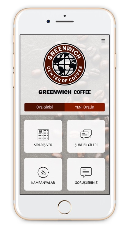 Greenwich Coffee