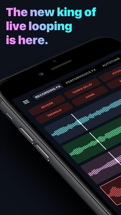 AudioKit L7 - AUv3 Live Looper screenshot-0