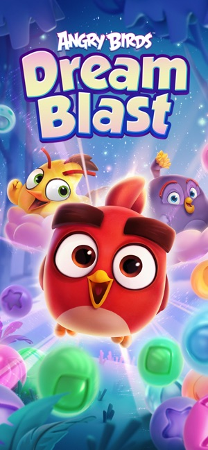 Angry Birds Dream Blast on the App Store