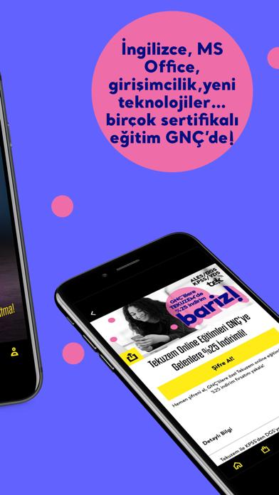 GNÇ screenshot two