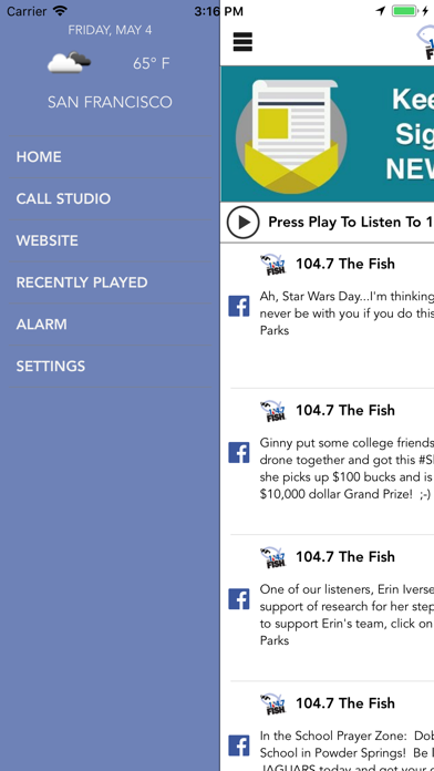 104 7 The Fish | App Price Drops