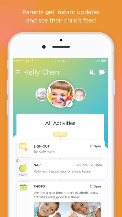 Procare: Childcare App screenshot-4