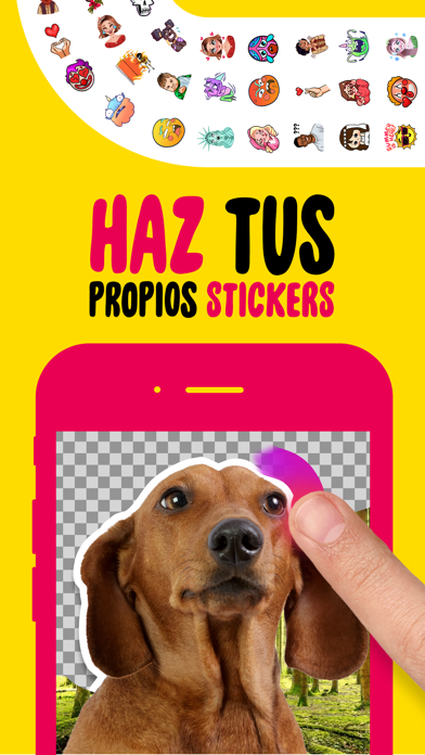 Descargar Sticker Maker - Hacer Stickers para PC