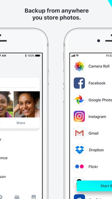Ever - Photo Backup & Storage Screenshot