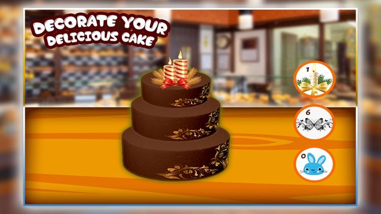 Cake Bakery Chef Story screenshot-5
