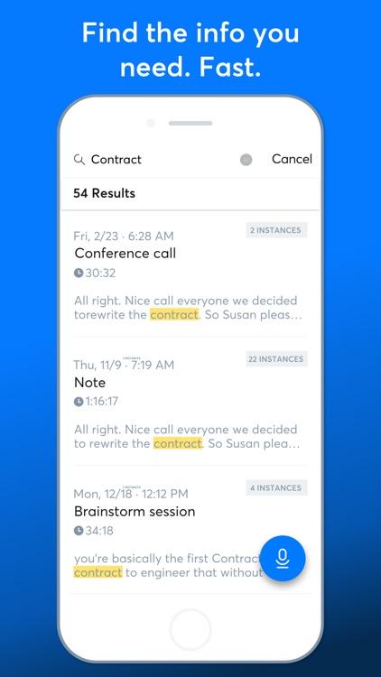 Otter Voice Meeting Notes screenshot-4