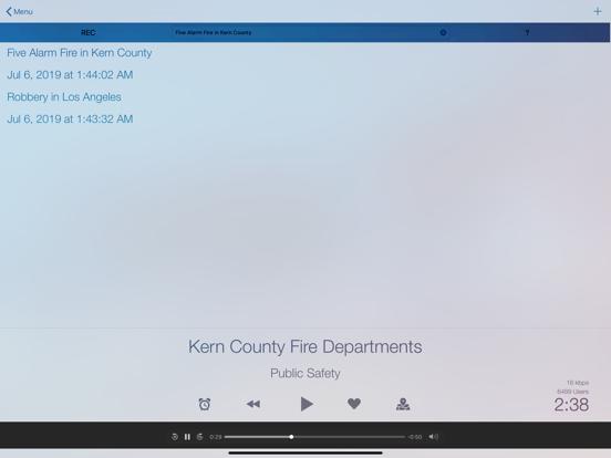 Police Scanner  screenshot 14