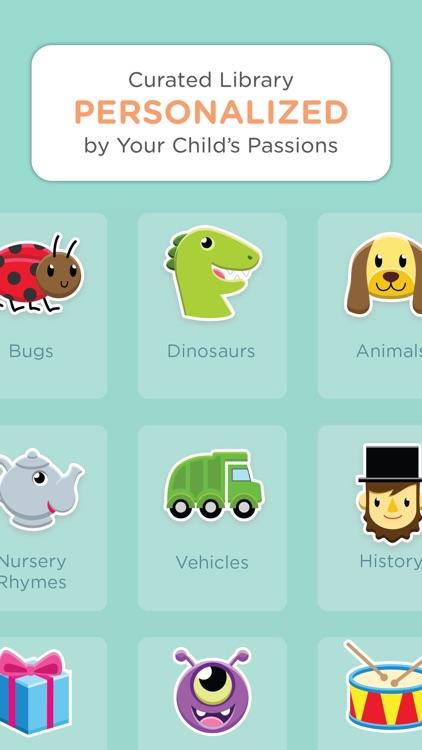 HOMER Stories: Kids Library screenshot-4