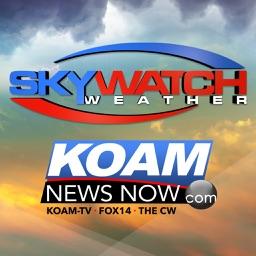 KOAM Sky Watch Weather