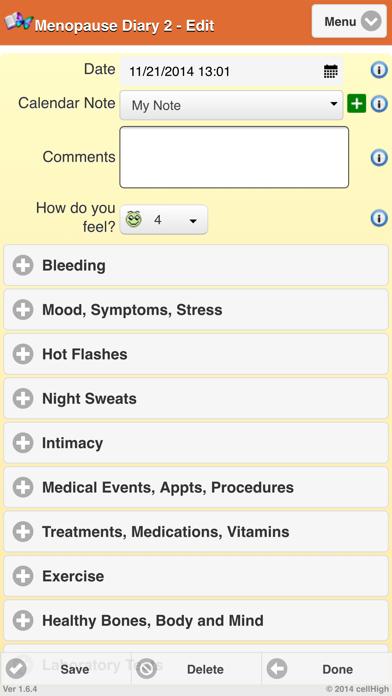 Menopause Diary 2のおすすめ画像2