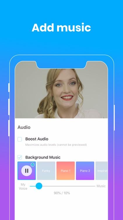 BIGVU Teleprompter Video Maker screenshot-4