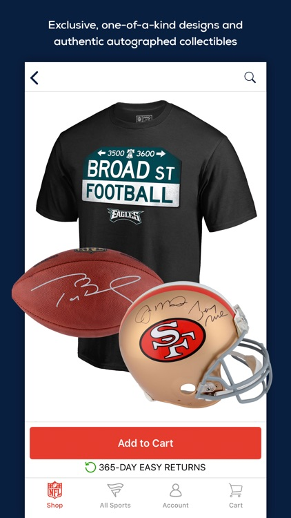 Fanatics NFL Shop screenshot-3
