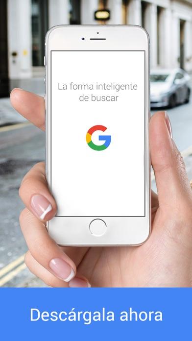 Screenshot for Google in Spain App Store
