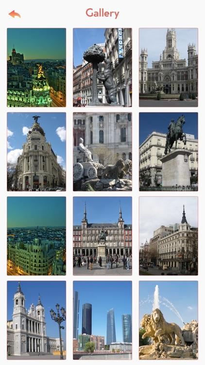 Madrid Travel Guide screenshot-3