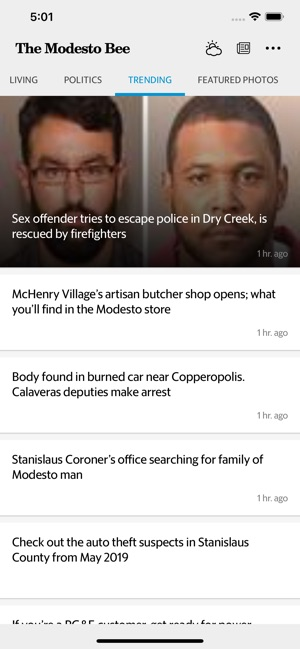 The Modesto Bee News on the App Store