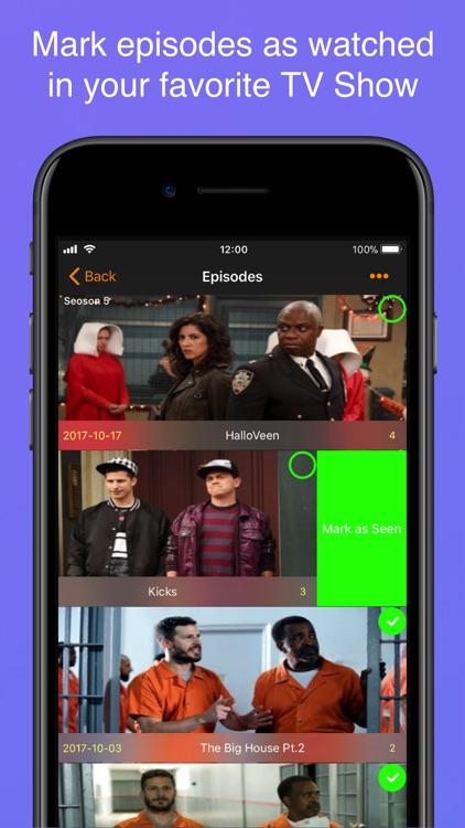 My Movies & TV Shows Watchlist screenshot-4