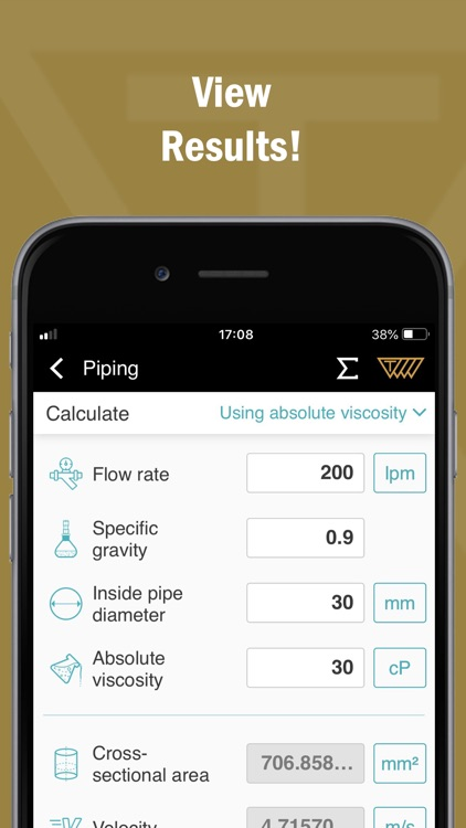 Hydraulic System Calculator screenshot-7