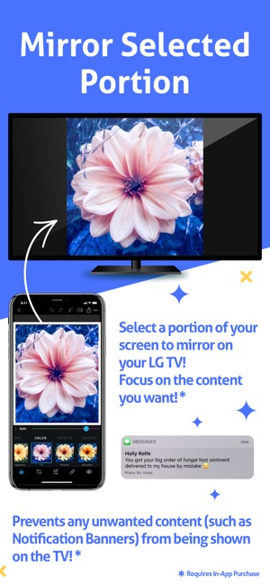 Mirror for LG TV HD on the App Store