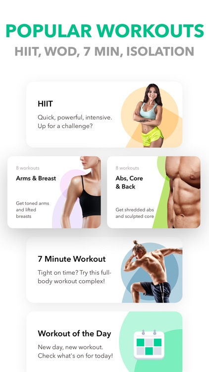 Fitness Workout by GetFit screenshot-3