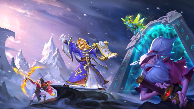 Final Heroes screenshot-0