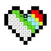Sandbox Draw : 番号による色