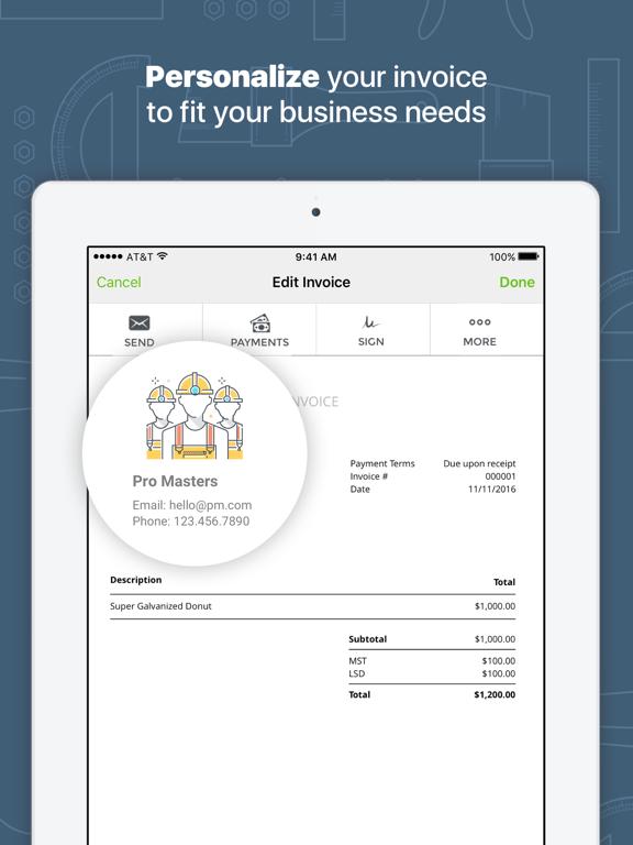 Joist App for Contractors - Revenue & Download estimates - Apple App