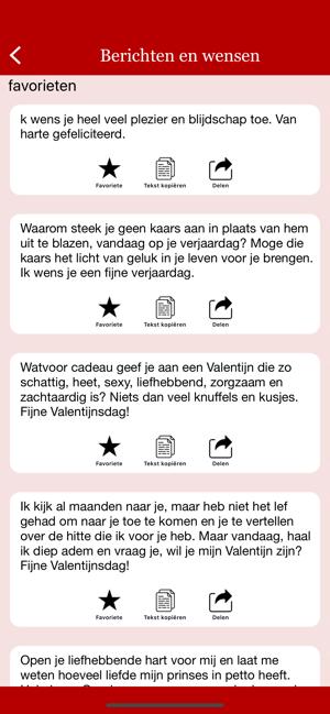 Super Berichten, status en citaten in de App Store LH-47