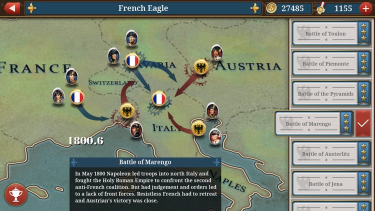 European War 6: 1804 screenshot-5