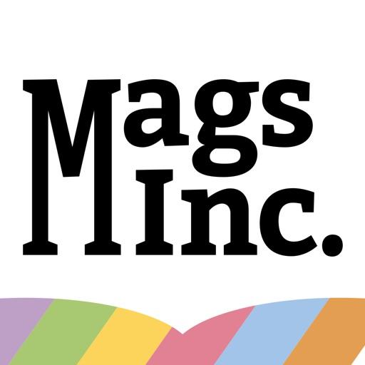 Mags Inc.-おしゃれな雑誌風フォトブックを簡単作成