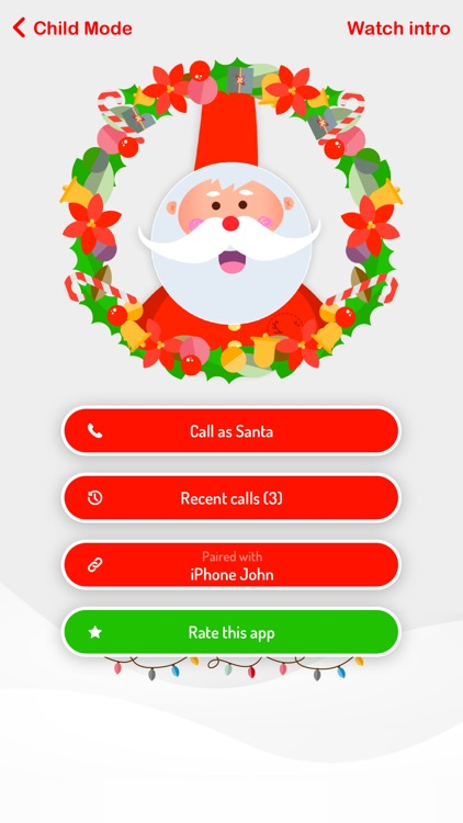 Xmas Time - Call Santa Claus screenshot-3