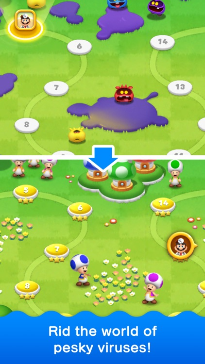 Dr. Mario World screenshot-4