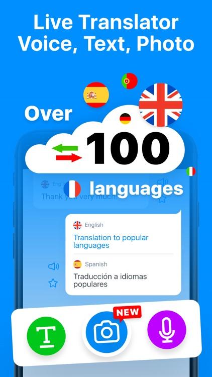 Translate Camera - Speak On