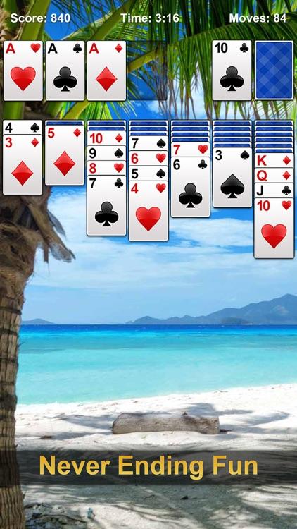 Solitaire: Card Game 2020 screenshot-3