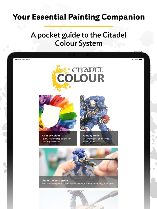 Citadel Colour: The App on the App Store