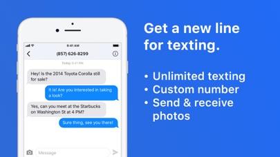 دانلود Second Texting Number برای کامپیوتر