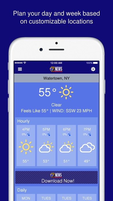 WWNY 7News - Local & Weather | App Price Drops