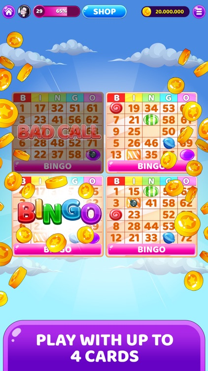 My Bingo! BINGO games online screenshot-2