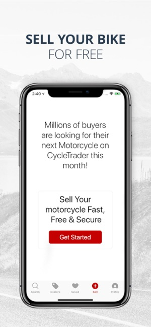 CycleTrader: Shop Motorcycles on the App Store