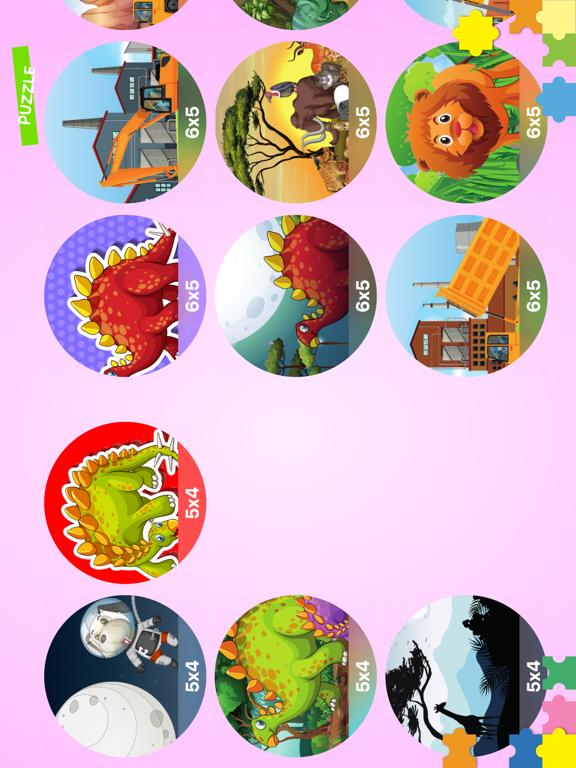 Puzzle. Kids для iPad