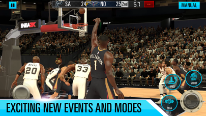 NBA 2K Mobile Basketball for windows pc