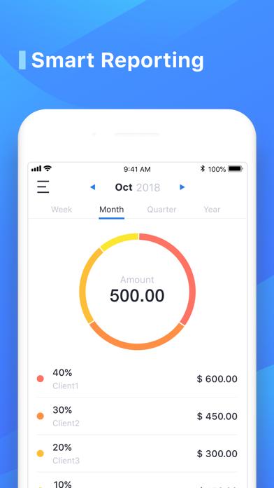 Hours Keeper Screenshot