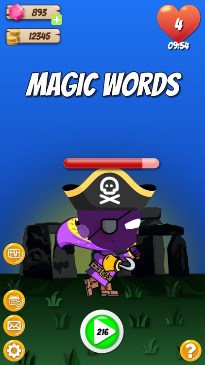 Magic Words: Craft Words screenshot-6