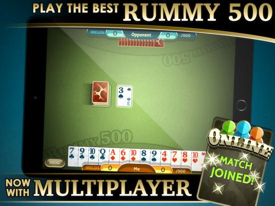 Rummy 500 screenshot