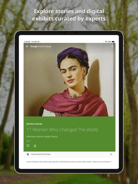 Google Arts & Culture-ipad-3