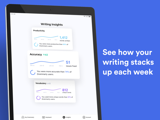 Grammarly - Writing Assistantのおすすめ画像4