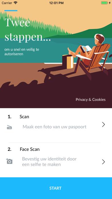 Van Lanschot ID Check screenshot two
