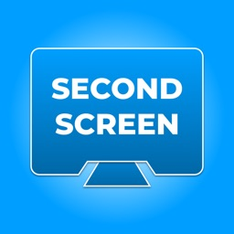Duel second screen display